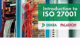 ISO 27001 Certification - DEKRA