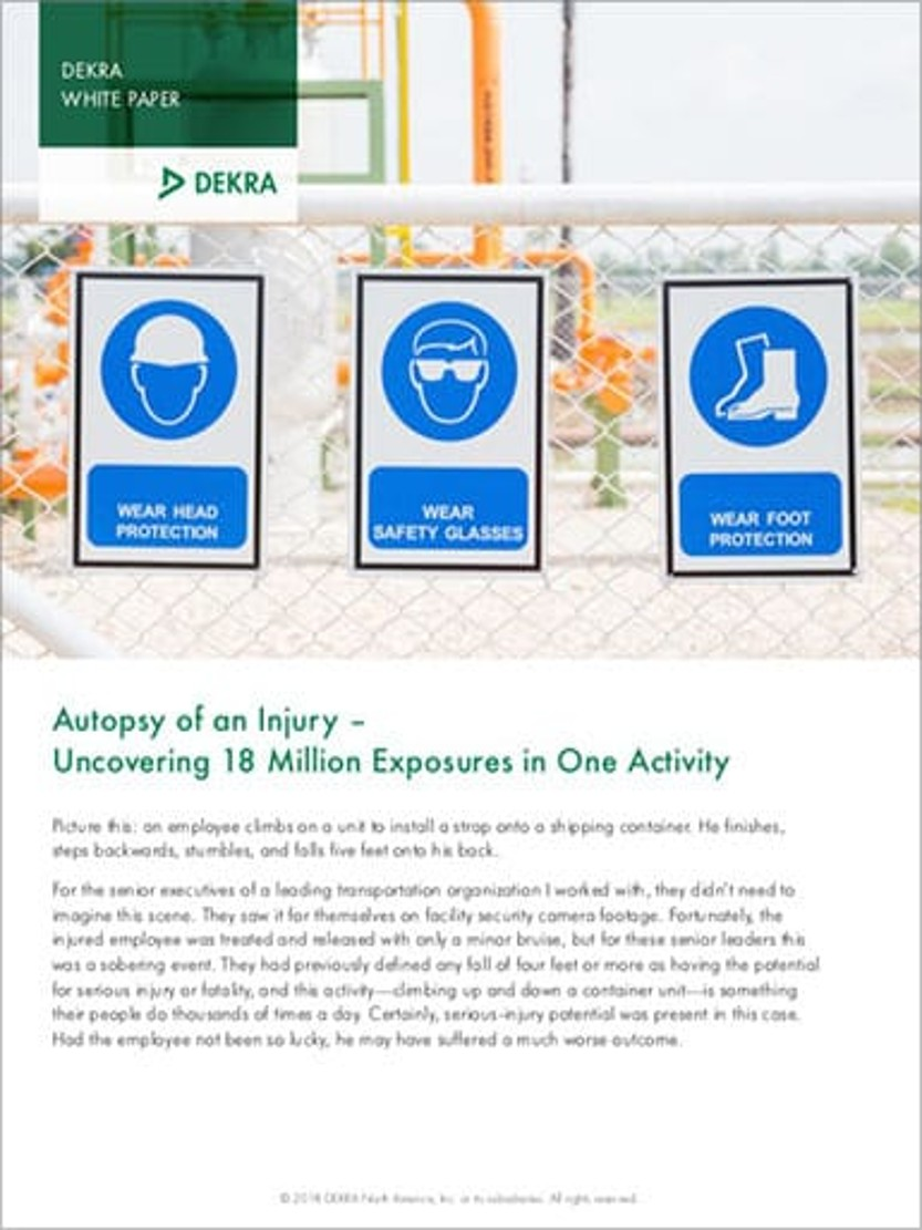 Autopsy of an Injury Uncovering 18 Million Exposures in One Activity
