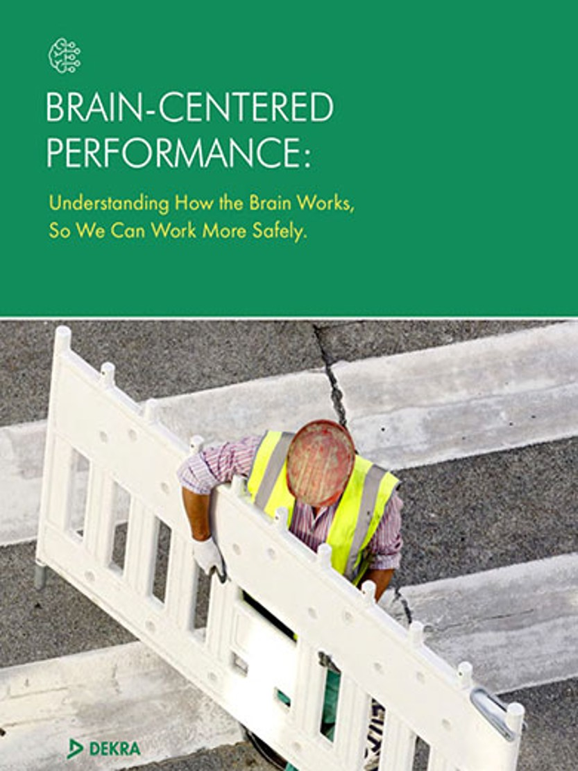 Brain-Centered Performance: Understanding How the Brain Works So We Can Work More Safely