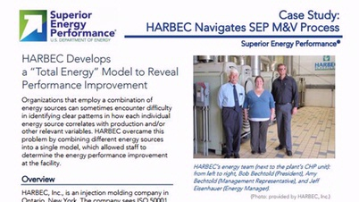 HARBEC Case Study