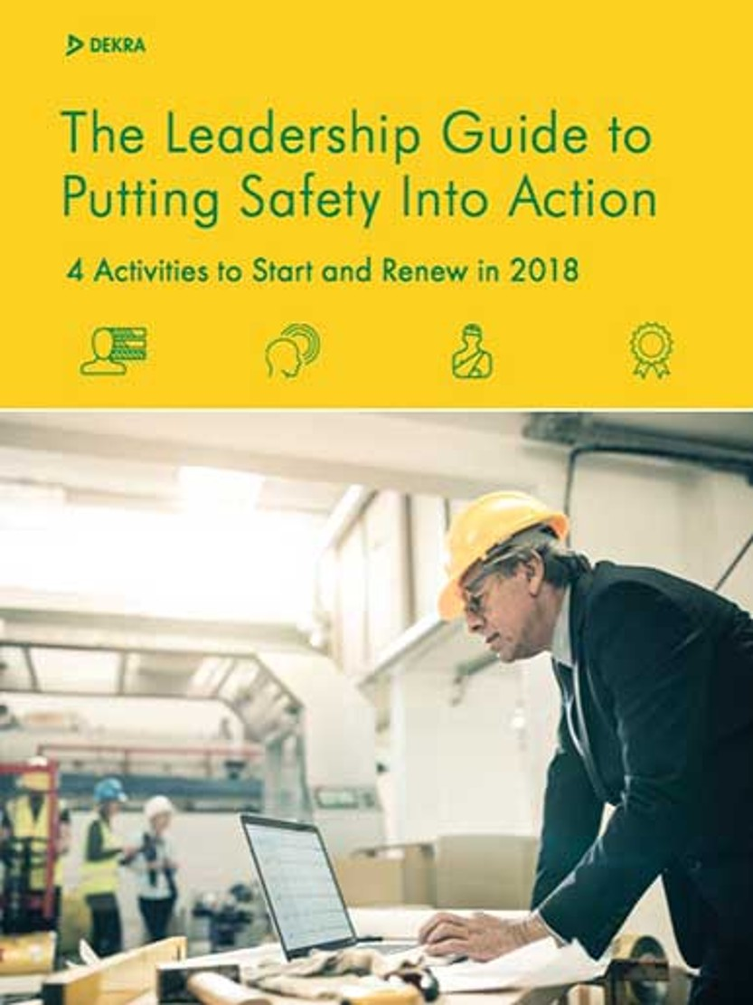 The Leadership Guide to Putting Safety into Action